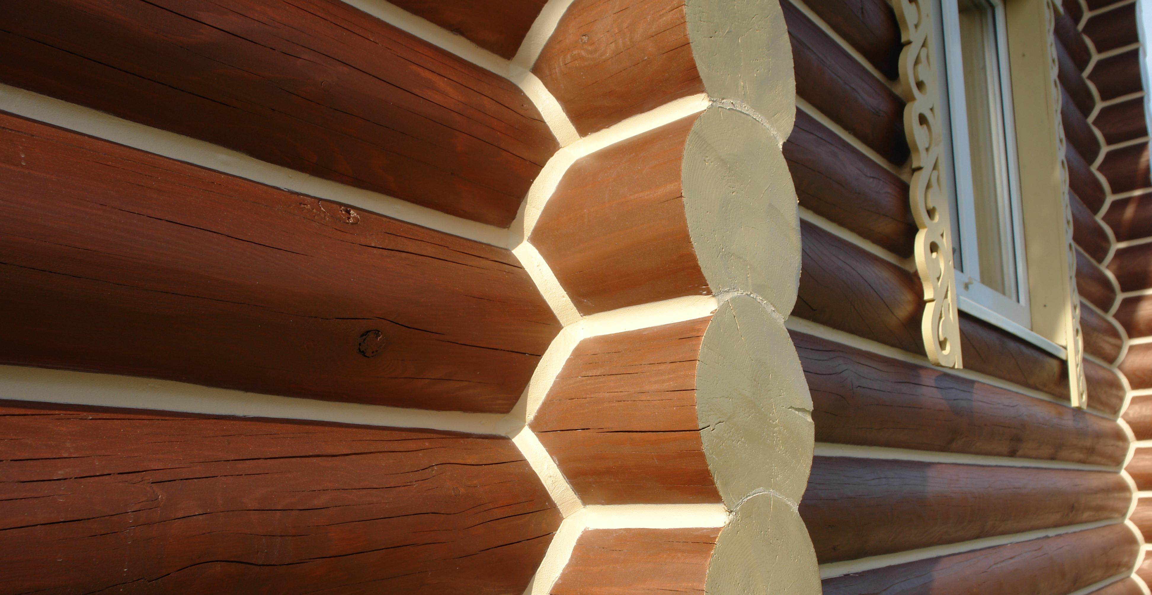 теплый шов для деревянного дома фото понравилось, что